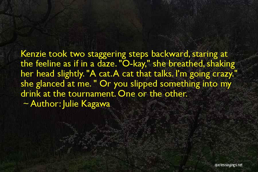 Julie Kagawa Quotes 444994
