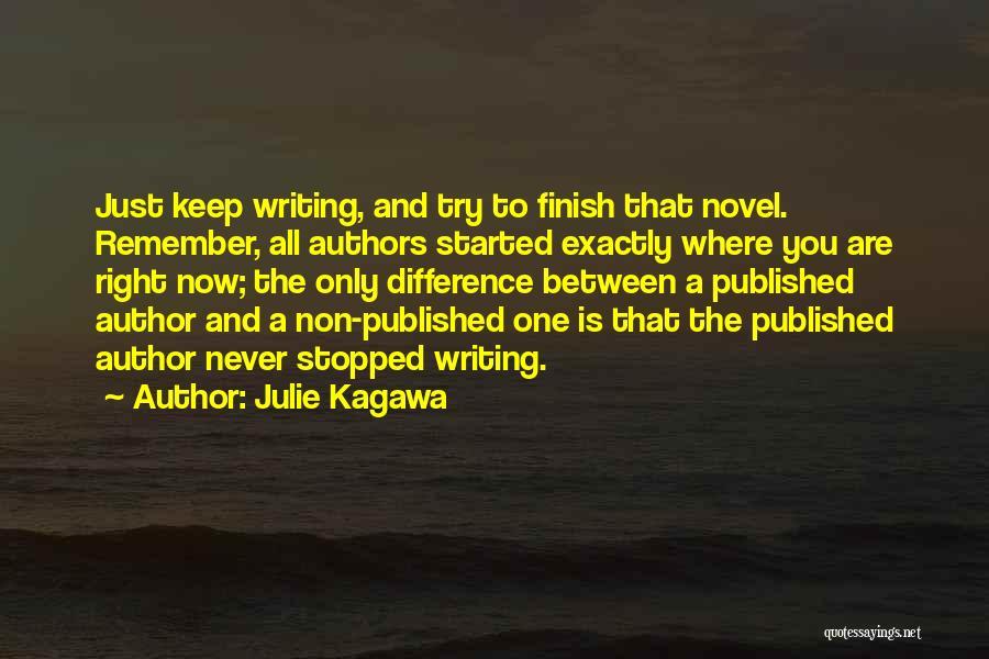 Julie Kagawa Quotes 492622