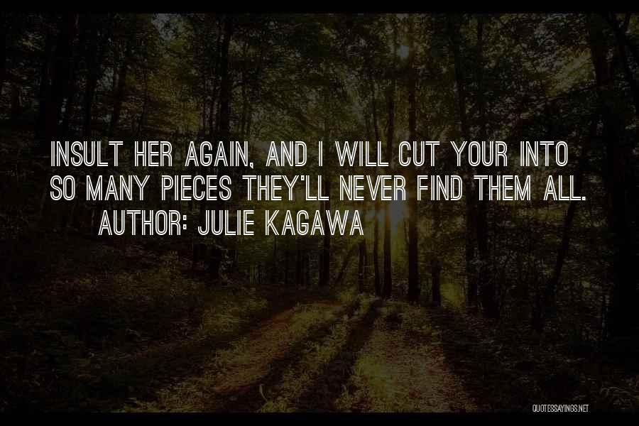 Julie Kagawa Quotes 495061