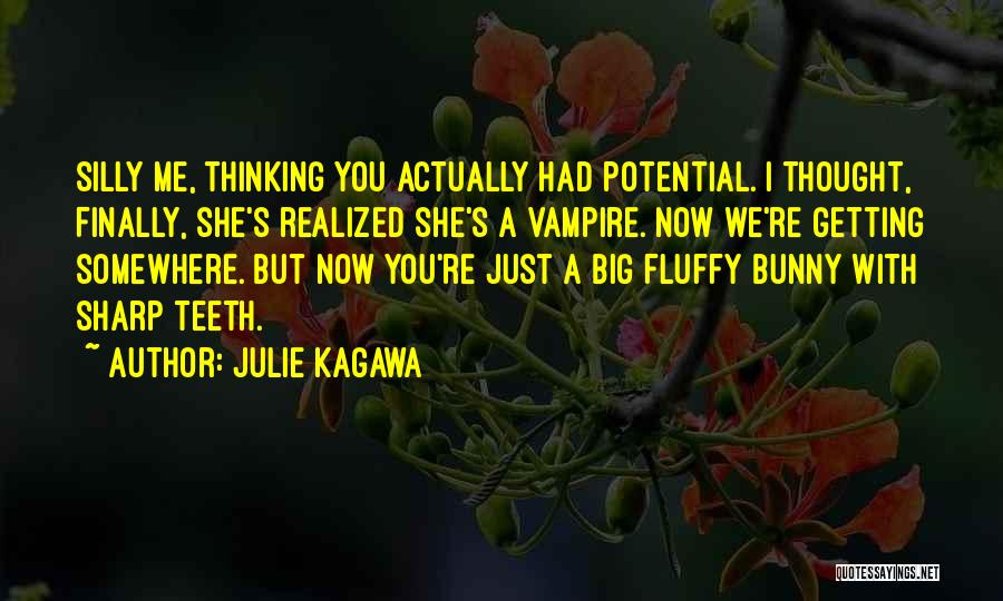 Julie Kagawa Quotes 537890