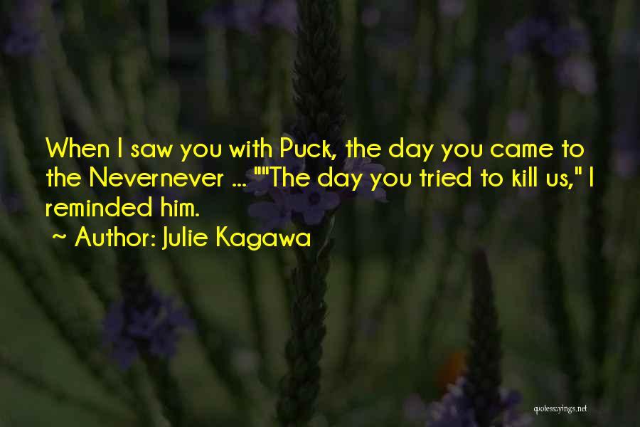 Julie Kagawa Quotes 595320