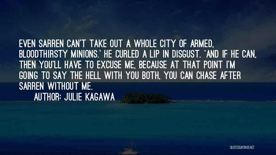 Julie Kagawa Quotes 628569