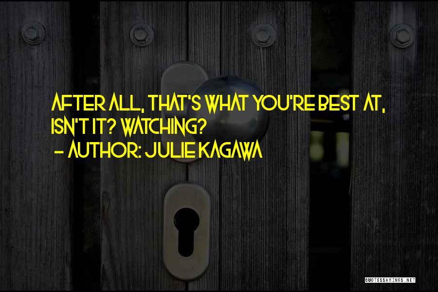 Julie Kagawa Quotes 731266