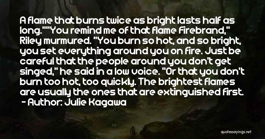 Julie Kagawa Quotes 752295