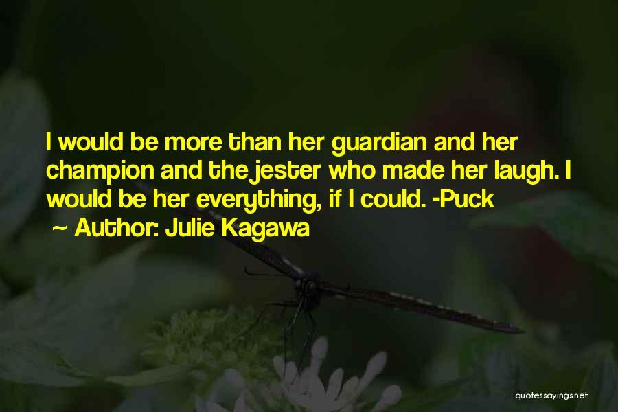 Julie Kagawa Quotes 756710