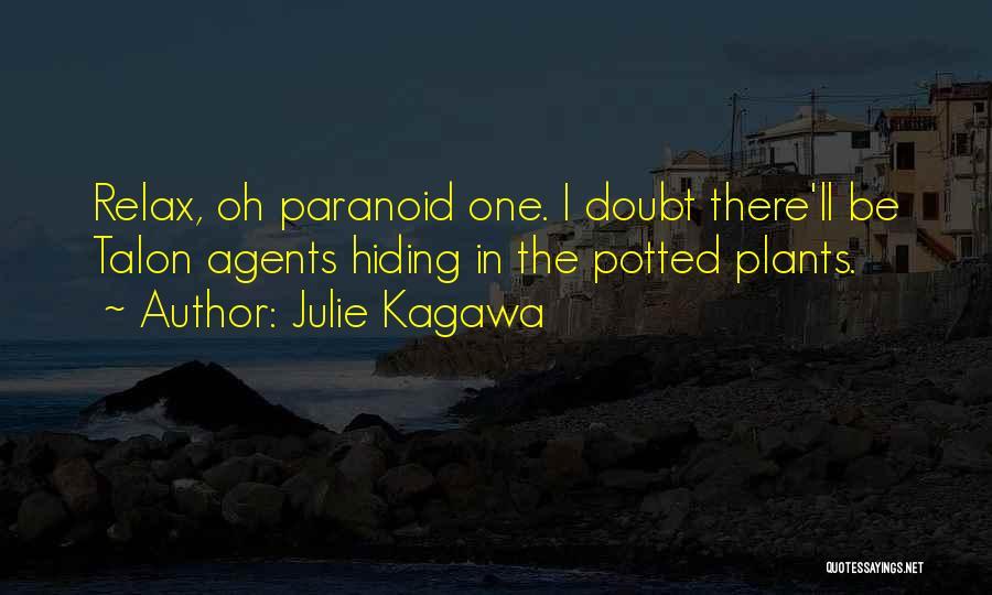 Julie Kagawa Quotes 765756