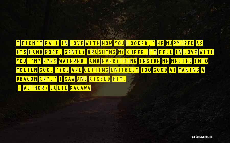 Julie Kagawa Quotes 806786