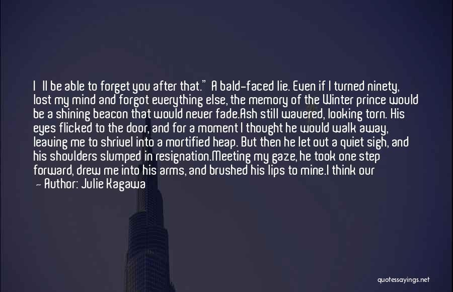 Julie Kagawa Quotes 806793