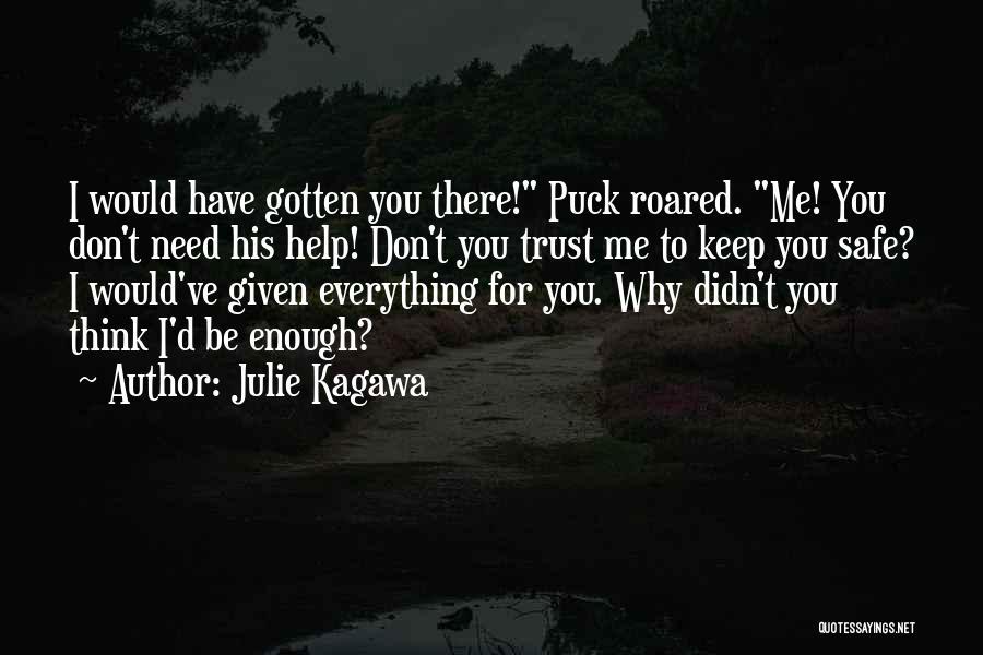 Julie Kagawa Quotes 890939