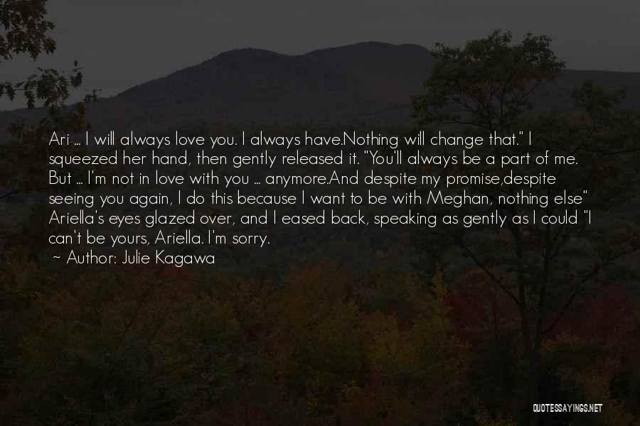 Julie Kagawa Quotes 895753