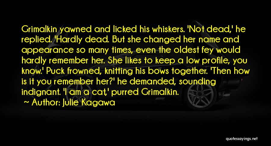 Julie Kagawa Quotes 915906