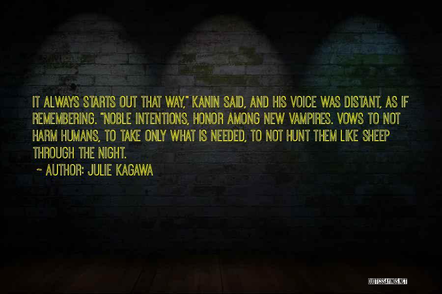 Julie Kagawa Quotes 95182