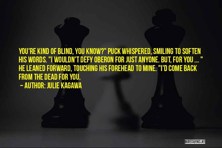 Julie Kagawa Quotes 996898