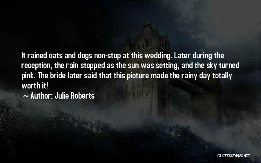 Julie Roberts Quotes 839032