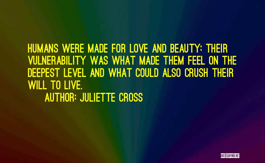Juliette Cross Quotes 1296752