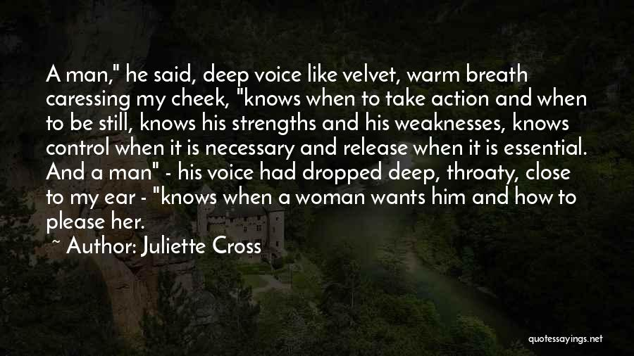 Juliette Cross Quotes 1695801