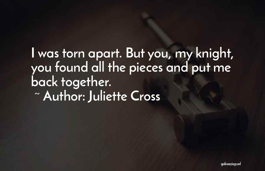 Juliette Cross Quotes 1860887