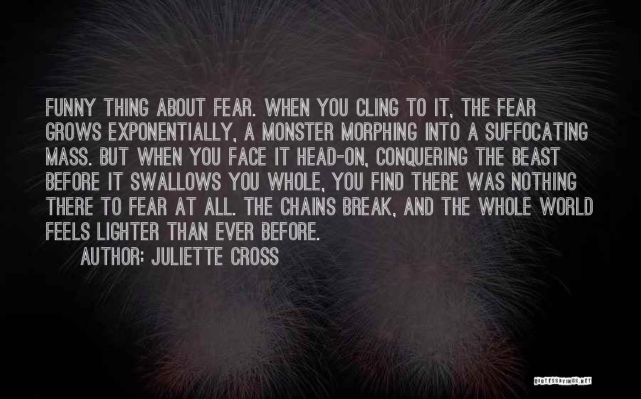 Juliette Cross Quotes 258059