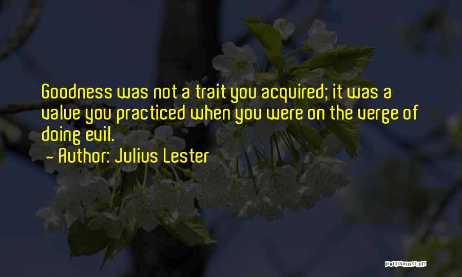Julius Lester Quotes 1170664
