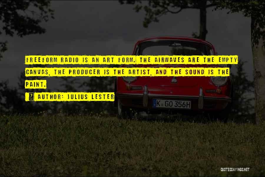 Julius Lester Quotes 122700