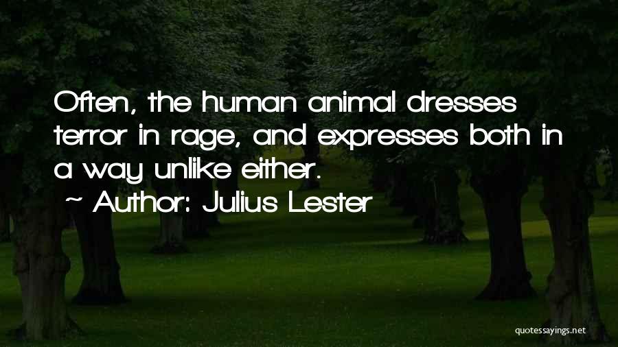 Julius Lester Quotes 1251079
