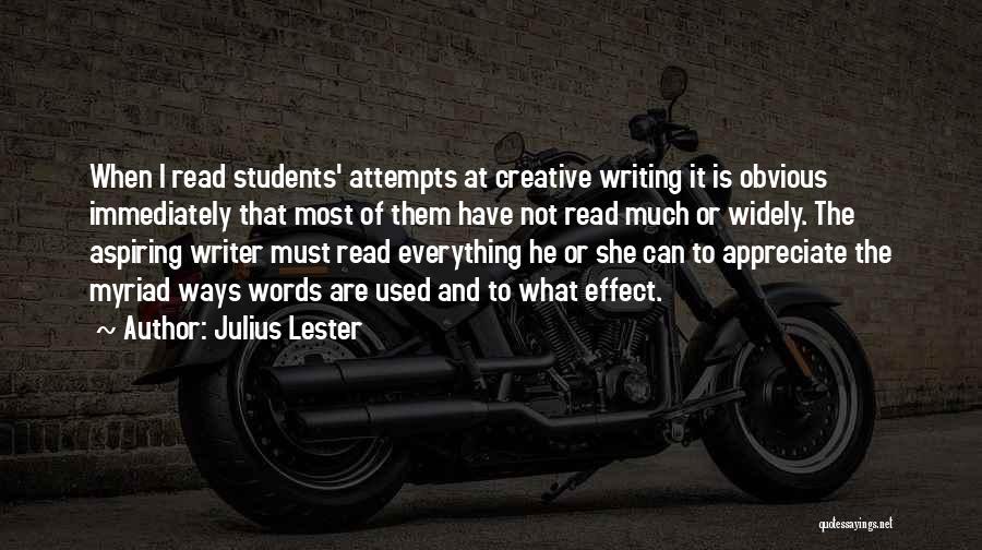 Julius Lester Quotes 1271739