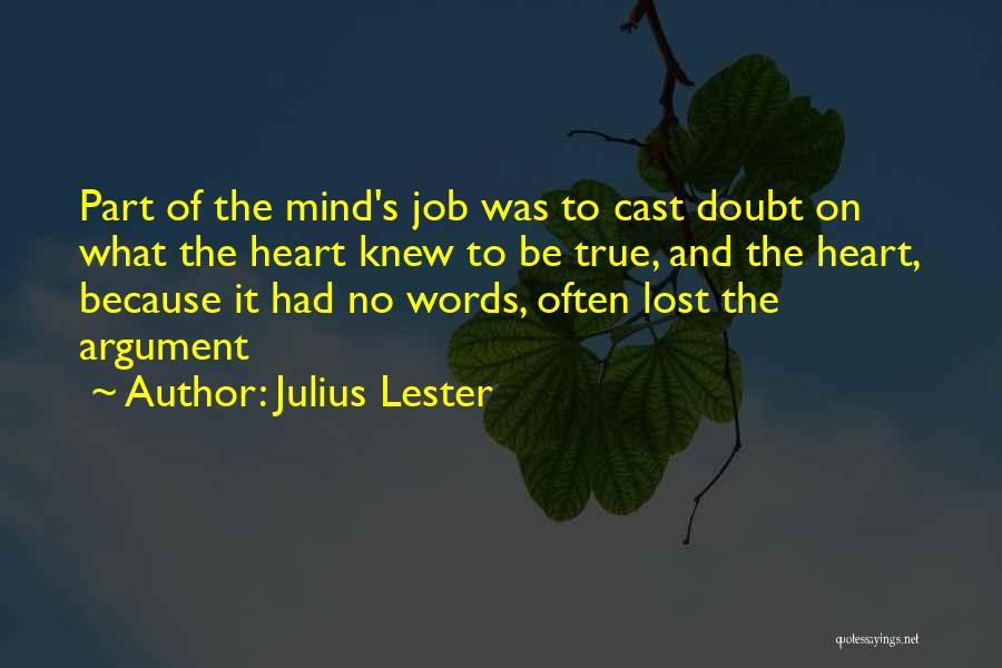 Julius Lester Quotes 2019970