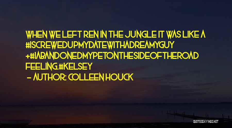 Jungle Quotes By Colleen Houck