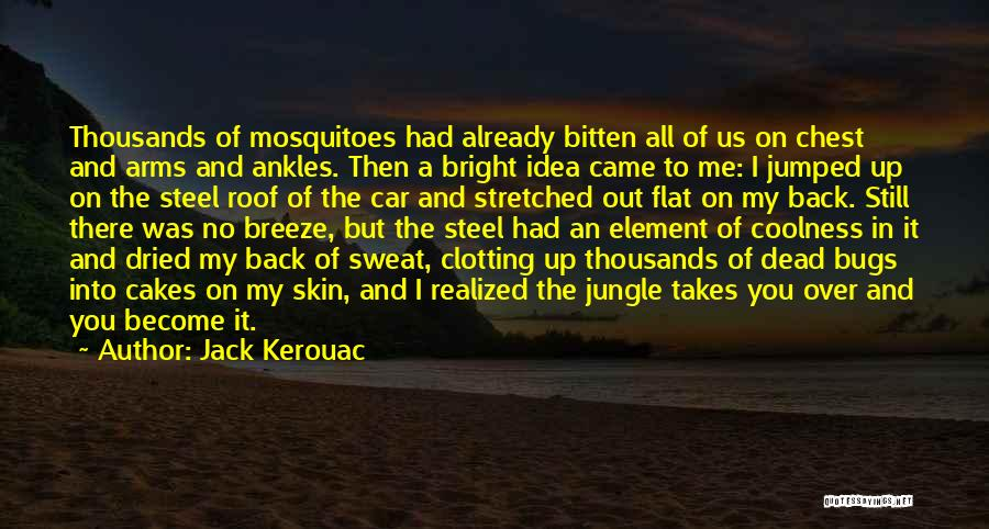 Jungle Quotes By Jack Kerouac