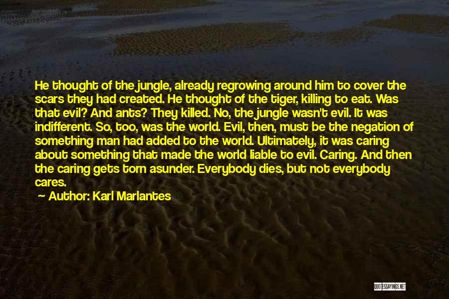 Jungle Quotes By Karl Marlantes
