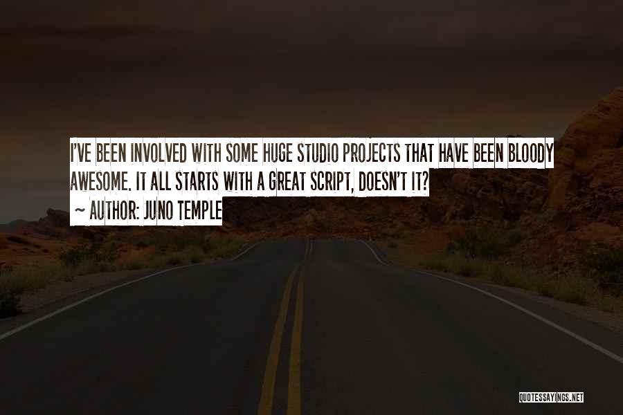 Juno Temple Quotes 1214983