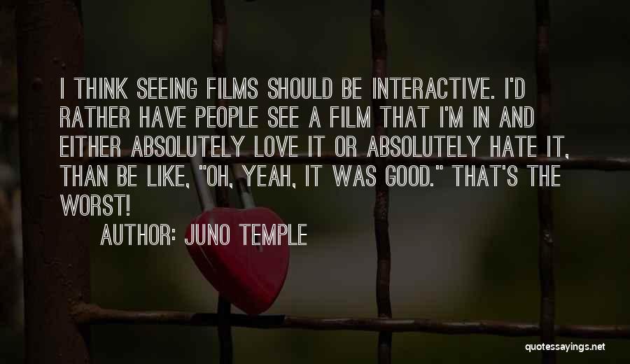 Juno Temple Quotes 2095809