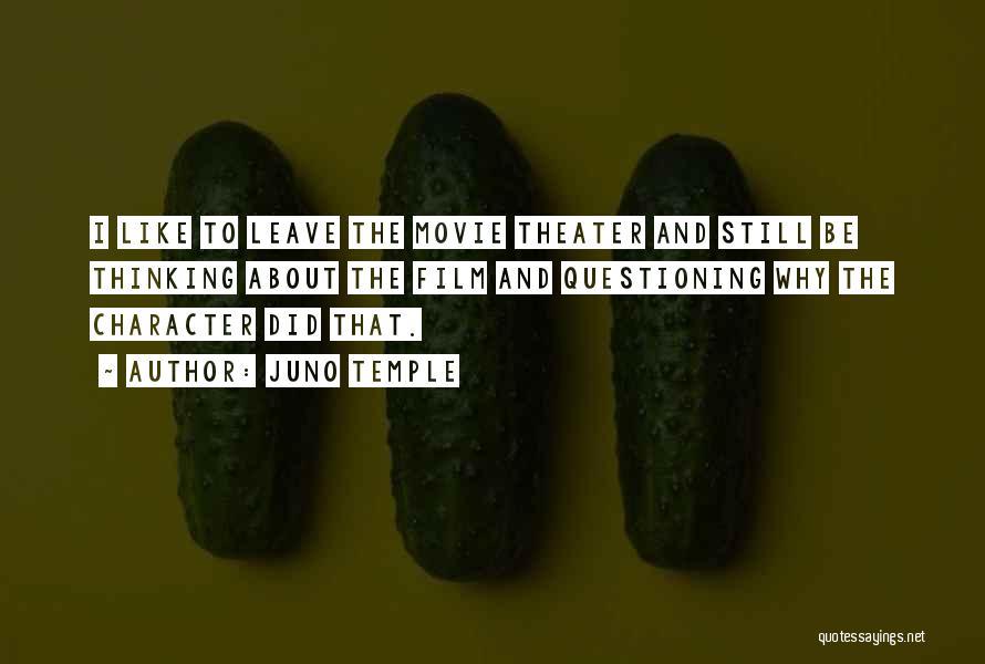 Juno Temple Quotes 2110403
