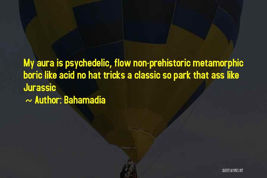 Jurassic Park 3 Quotes By Bahamadia