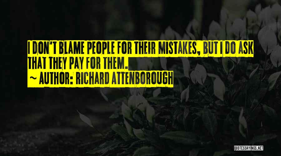 Jurassic Park 3 Quotes By Richard Attenborough