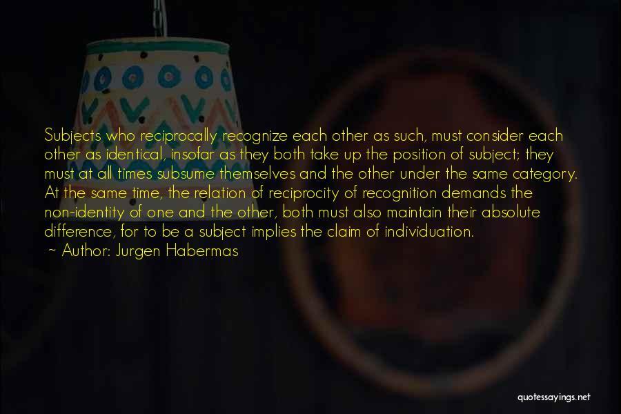 Jurgen Habermas Quotes 1285229