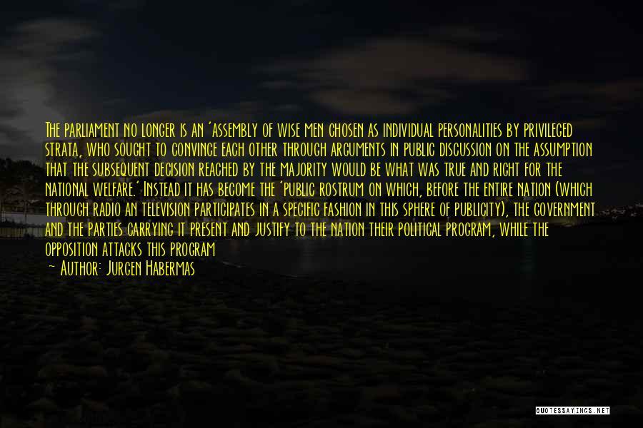 Jurgen Habermas Quotes 2036213