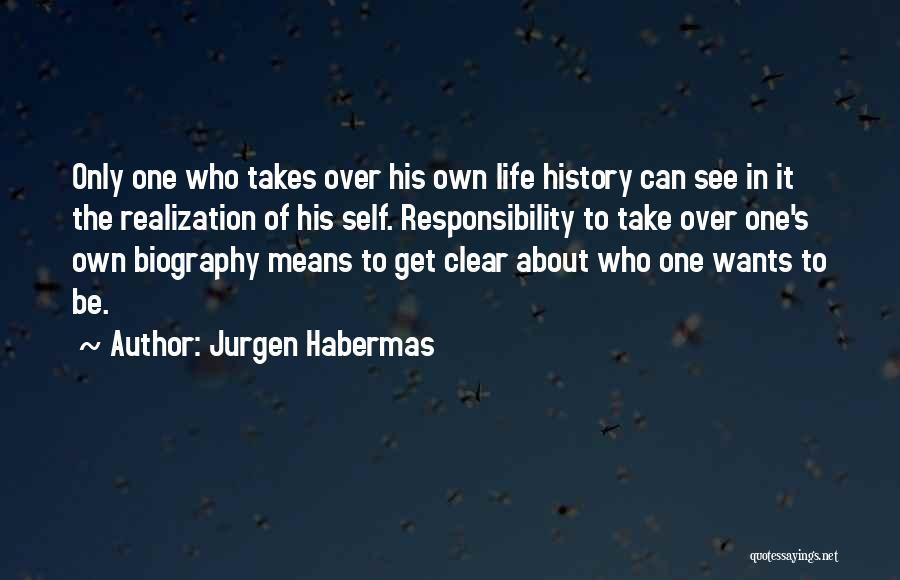 Jurgen Habermas Quotes 2070240