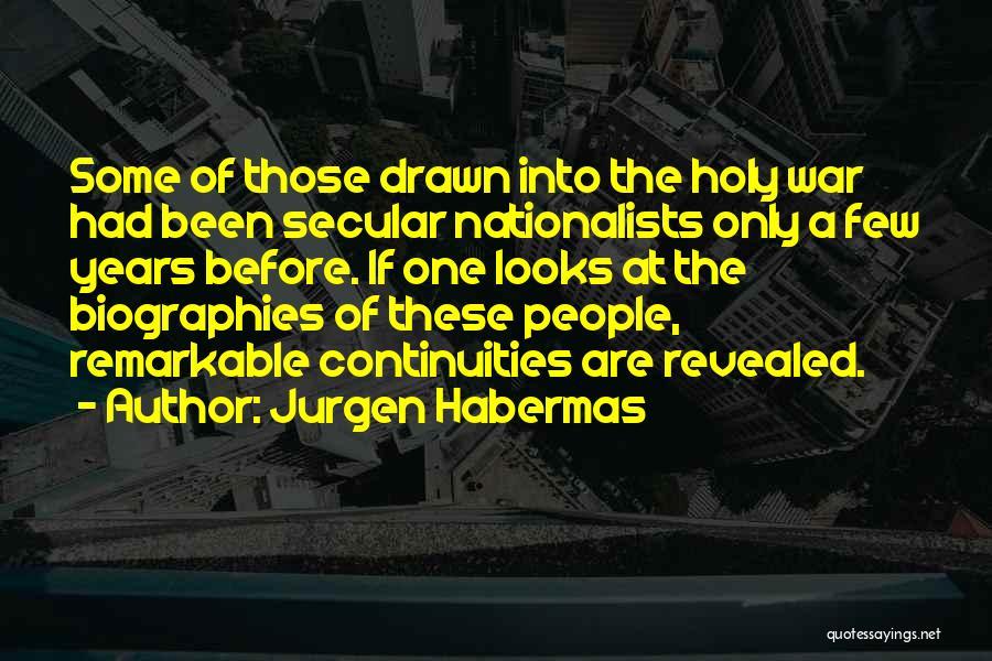 Jurgen Habermas Quotes 435905