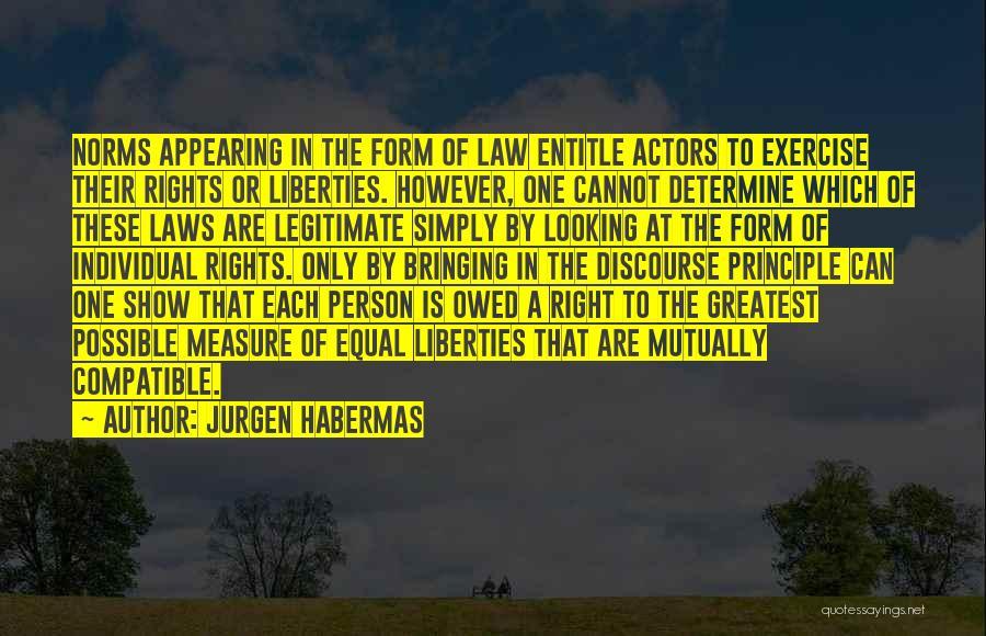 Jurgen Habermas Quotes 76259