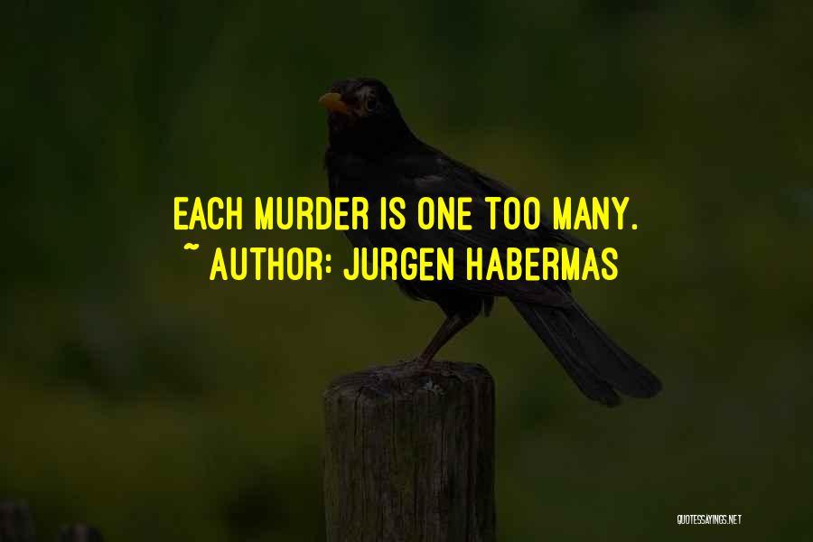 Jurgen Habermas Quotes 833641