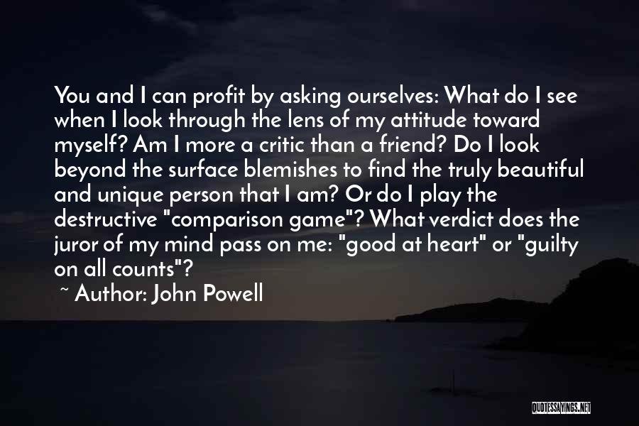 Juror 2 Quotes By John Powell