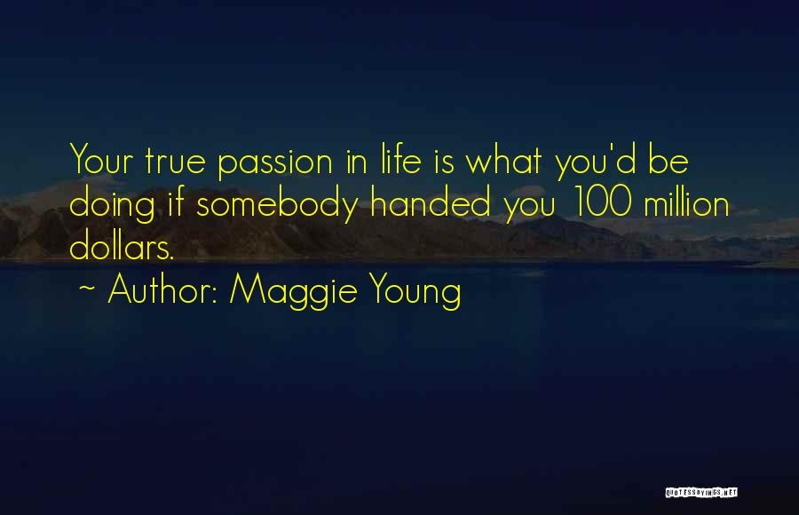 Just Another Number Quotes By Maggie Young