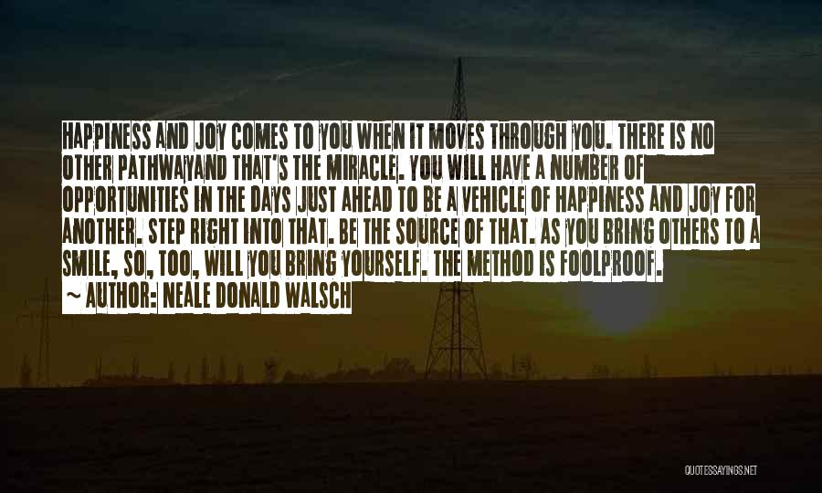 Just Another Number Quotes By Neale Donald Walsch