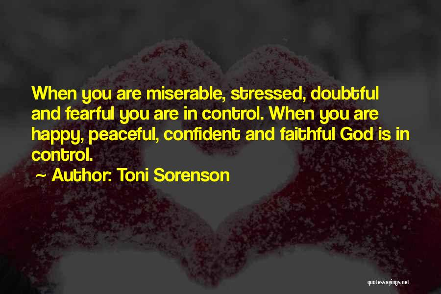Just Be Happy For Others Quotes By Toni Sorenson