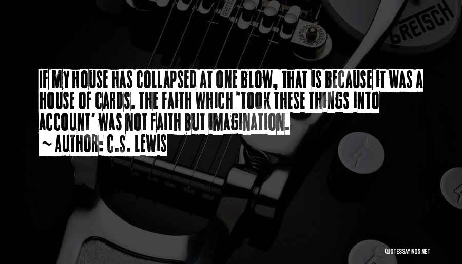 Just Because Cards Quotes By C.S. Lewis