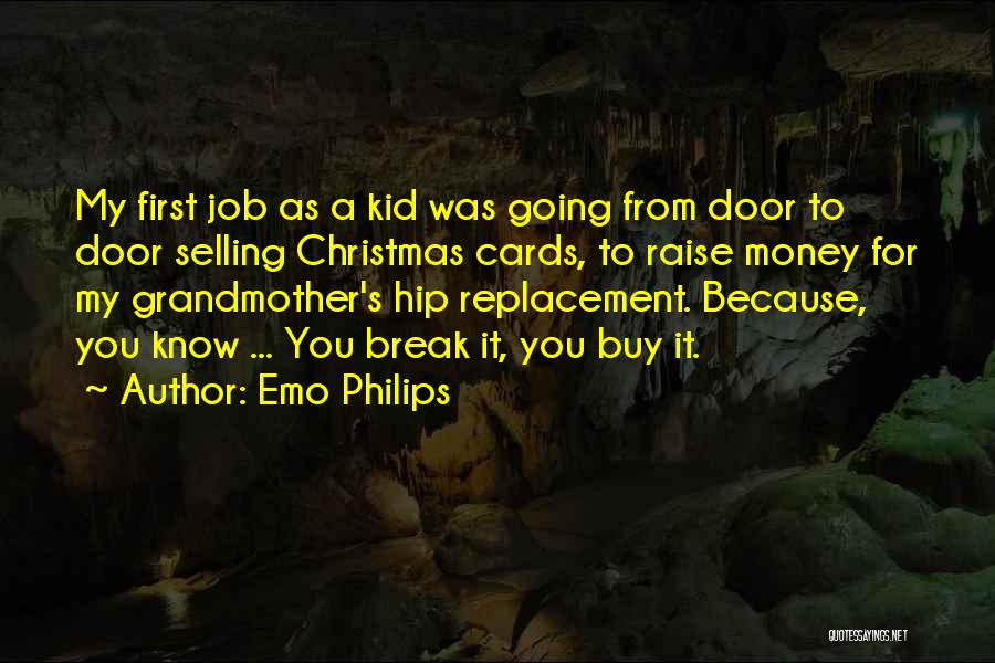 Just Because Cards Quotes By Emo Philips