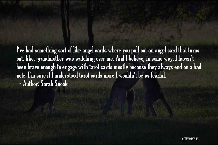 Just Because Cards Quotes By Sarah Snook