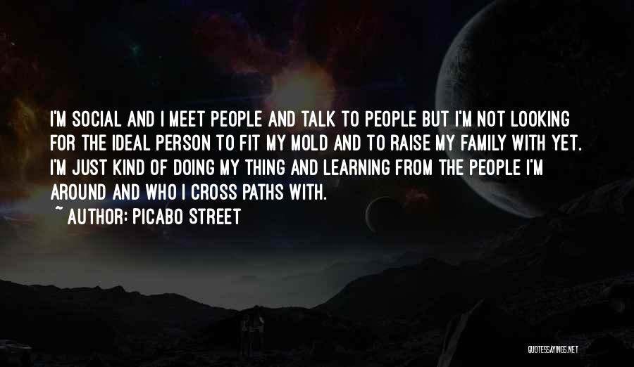 Just Doing My Thing Quotes By Picabo Street