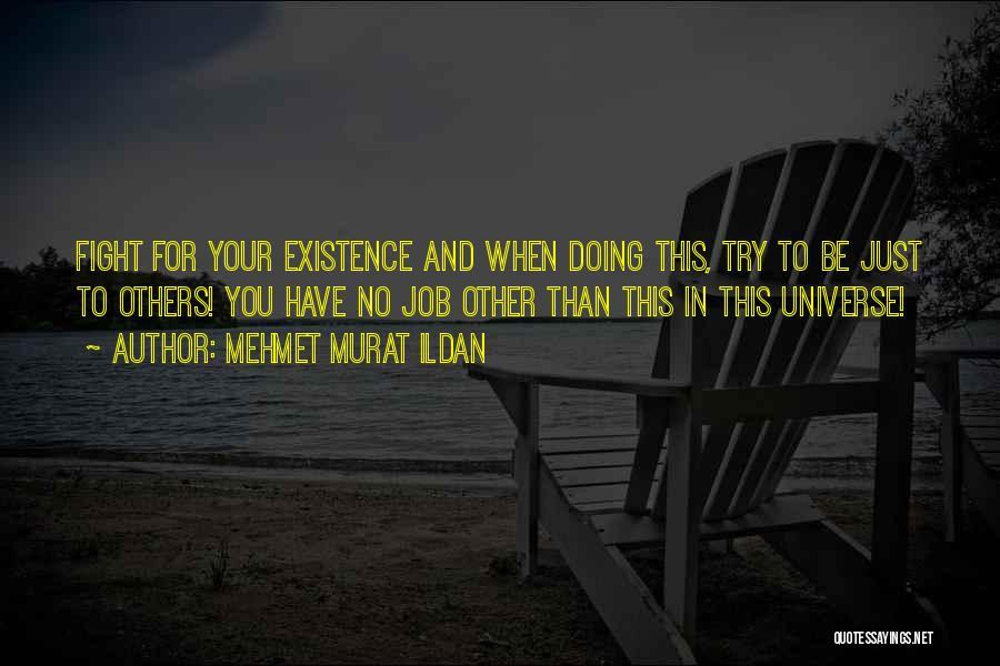 Just Doing Your Job Quotes By Mehmet Murat Ildan